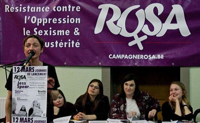 La Campagne ROSA est lancée!
