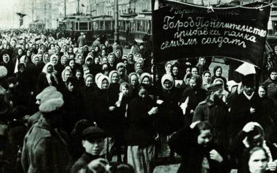 La révolution russe de 1917 : les acquis féministes les plus progressistes de l'Histoire
