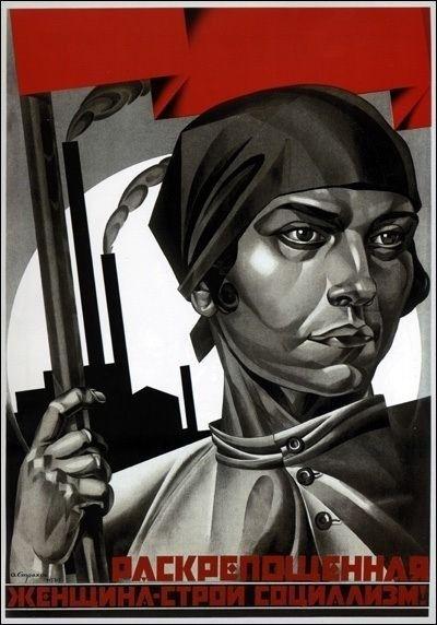 Journée internationale de lutte pour les droits des Femmes & lutte pour le socialisme !
