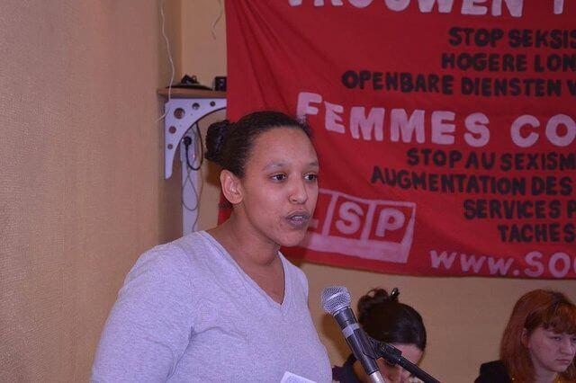 INTERVIEW – La place des femmes est dans la lutte !