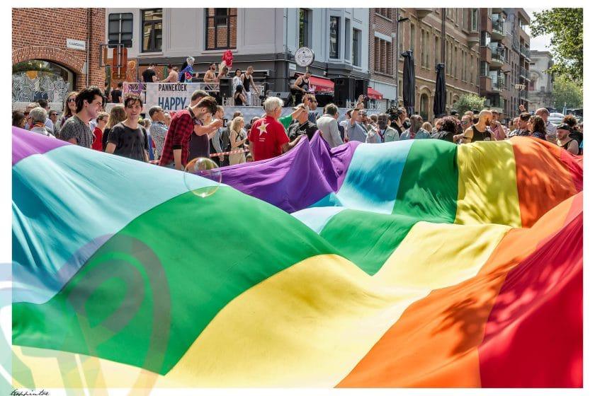Antwerp Pride – Ensemble contre les discriminations !