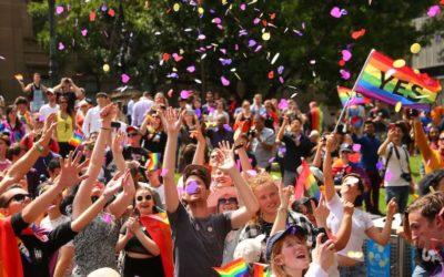 Australie: Plébiscite pour le 'Oui' mais le combat ne s'arrête pas au mariage pour tous !