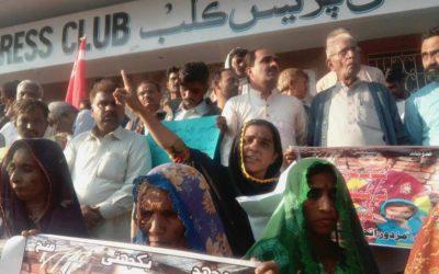 [Pakistan] Il faut mettre fin à la violence contre les femmes organisatrices du Socialist Movement !