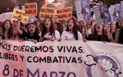 Lutter contre le sexisme, la violence et le capitalisme : une lutte internationale
