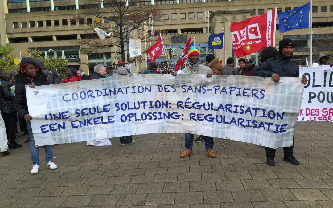 Solidarité avec toutes les personnes migrantes !
