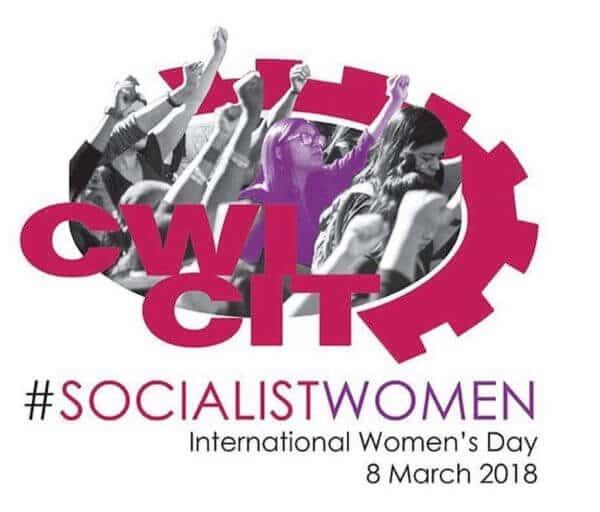 8 mars/International – Le capitalisme oppresse les femmes, luttons pour une société socialiste !