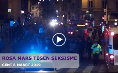 8 mars/Gand – Une campagne intensive pour une manifestation combative !
