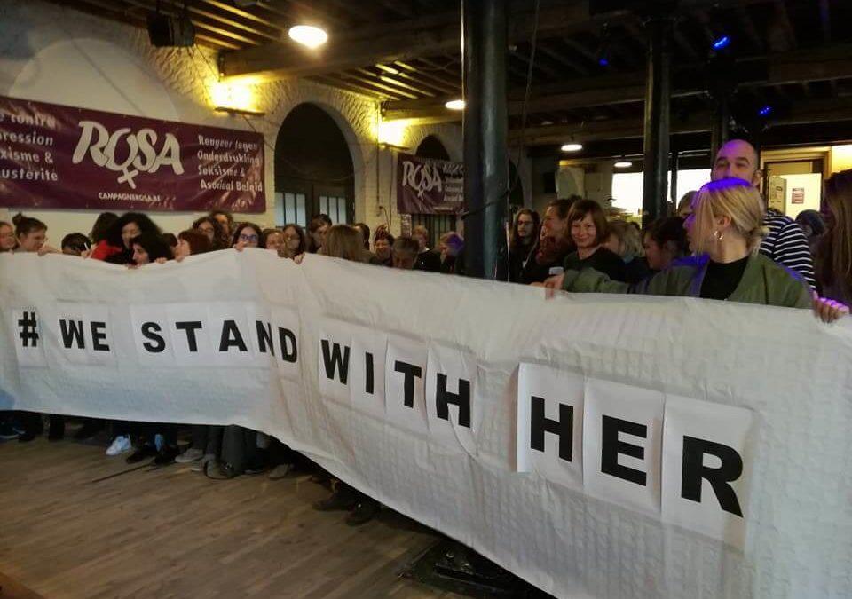 Stop aux violences sexistes ! Manifestation contre la violence faite aux femmes le 24 novembre !