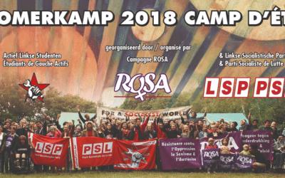 Camp d'été : Le programme