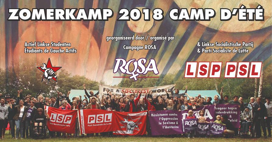 Camp d'été 2018 : Le programme