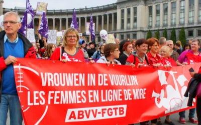 8 mars – Reprenons les meilleures traditions du mouvement ouvrier organisé