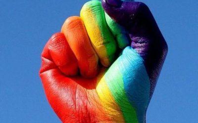 Stop aux violences LGBTQI+phobes