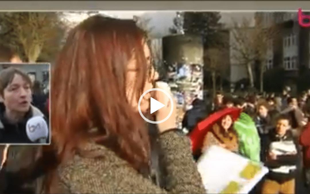 VIDEO – 8 mars : La place des femmes est dans la lutte!