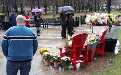 Terrorisme d'extrême-droite contre les femmes à Toronto