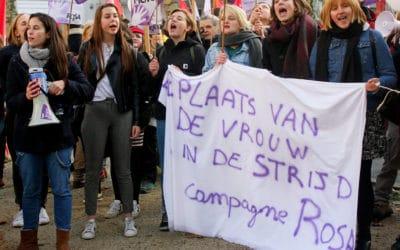 La place des femmes est dans la lutte !