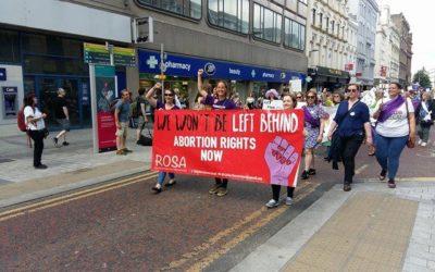Après la victoire du «oui», un référendum sur l'avortement en Irlande du Nord ?