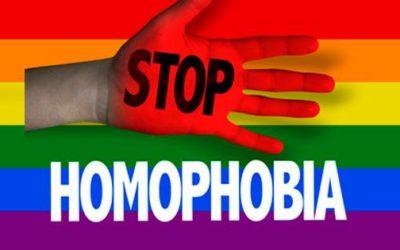 Gand s'oppose à la violence contre les personnes LGBTQI+ !