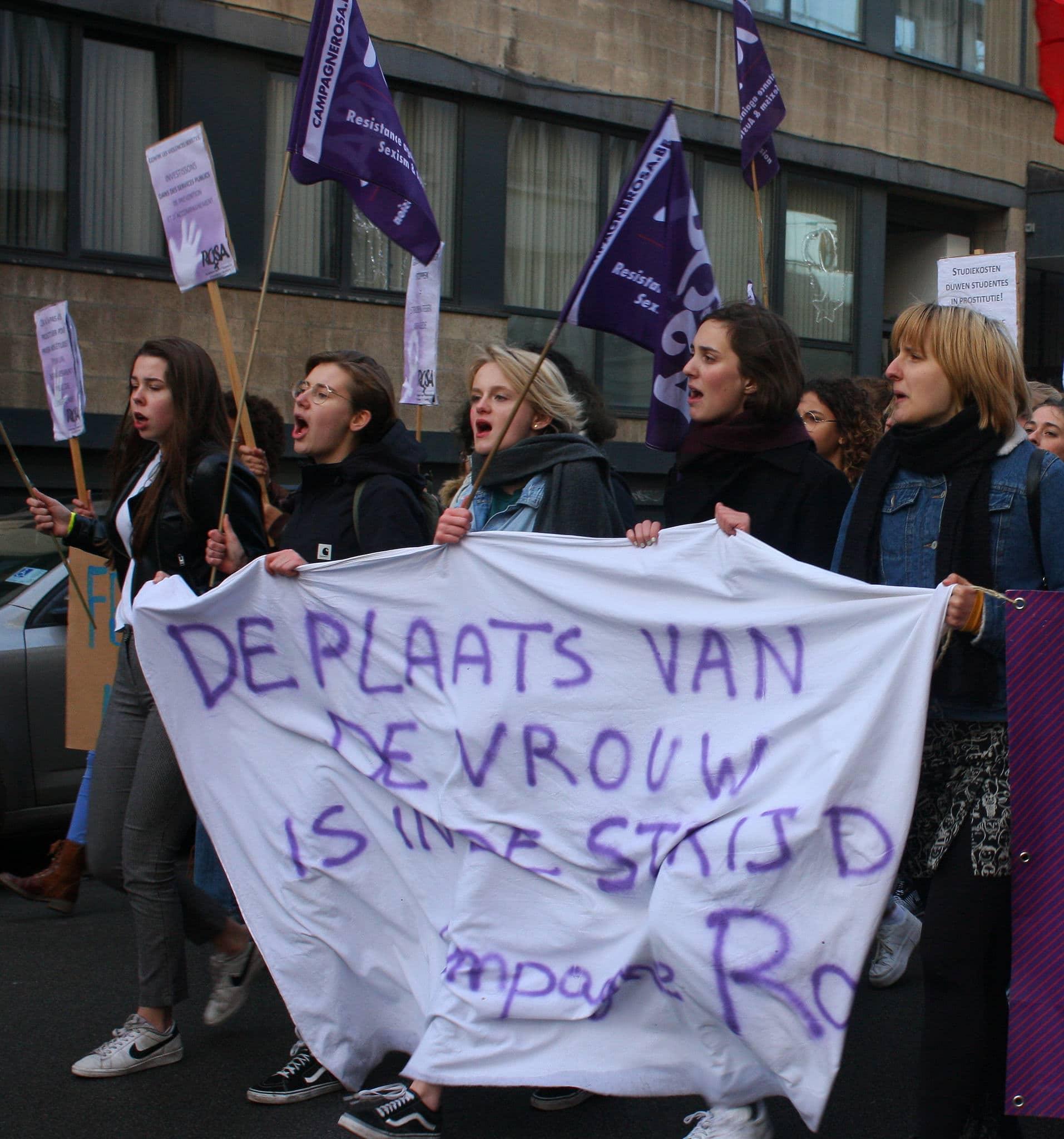 Manifestation le 25 novembre – Stop aux violences faites aux femmes !