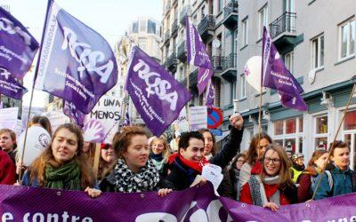 25 novembre - Manifestation : Stop aux violences faites aux femmes !