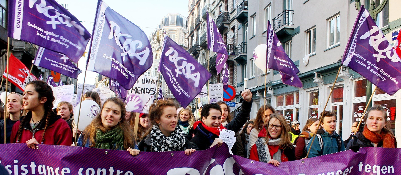 25 novembre – Manifestation : Stop aux violences faites aux femmes !