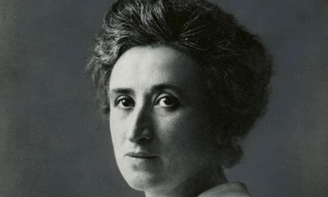 Rosa Luxemburg et les socialistes belges
