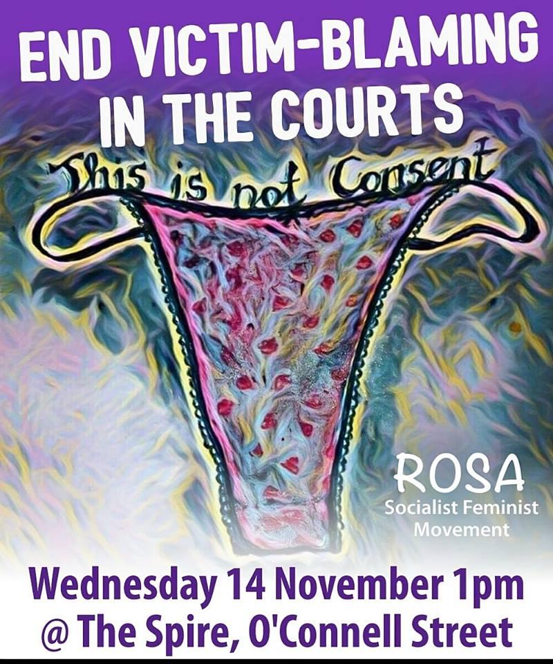 Irlande – #ThisIsNotConsent : Le blâme d'une victime dans un procès pour viol provoque la colère en Irlande