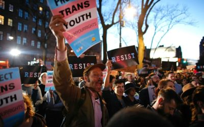 USA – Nous refusons de retourner au placard ! La droite poursuit la guerre contre les LGBTQI+ !