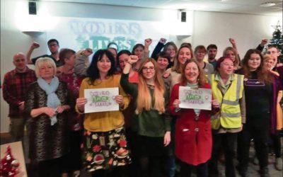 Angleterre – Women's Lives Matter : Luttons pour sauver les services d'aide aux femmes victimes de violence domestique!