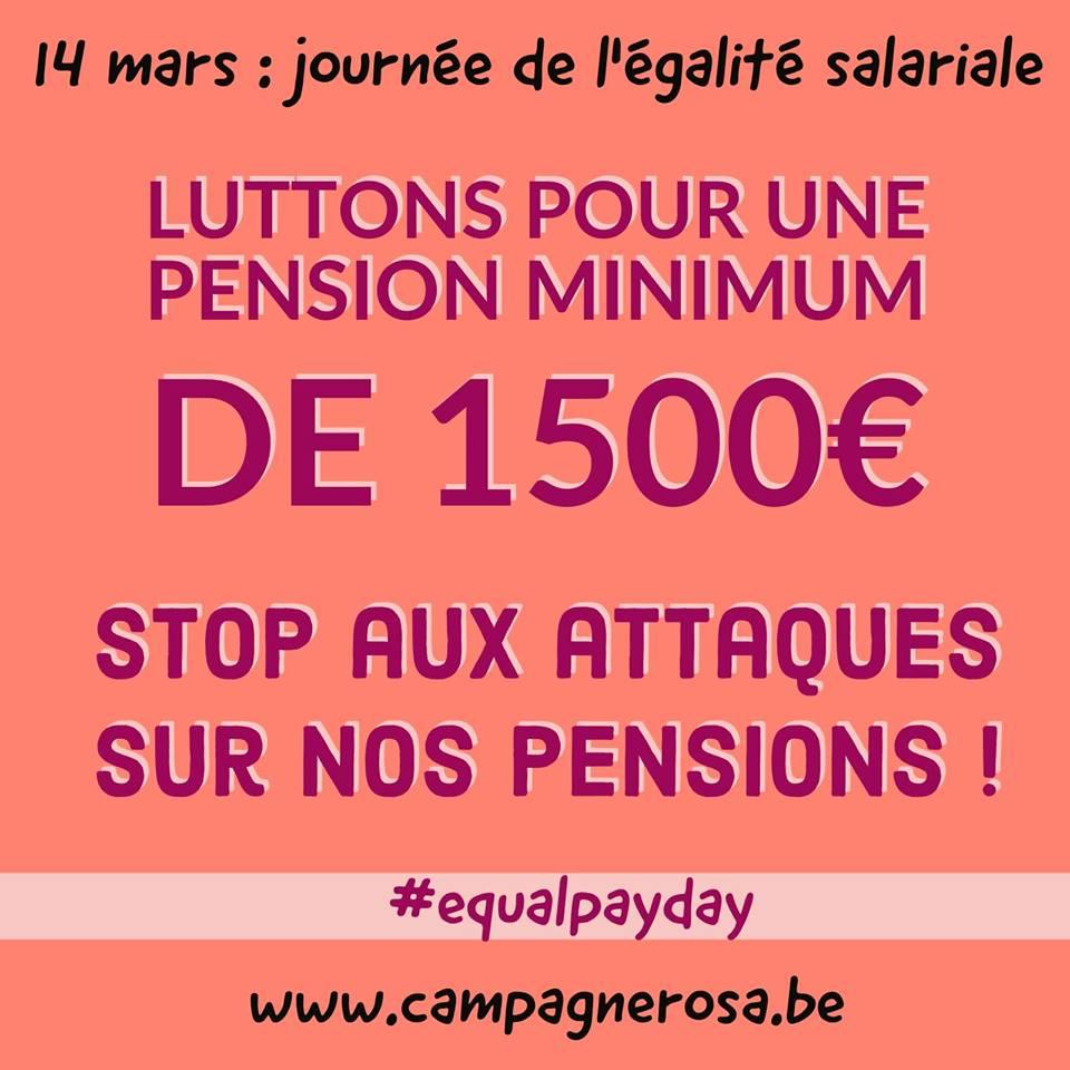 Travailler plus longtemps pour moins de pension, surtout quand on est une femme!