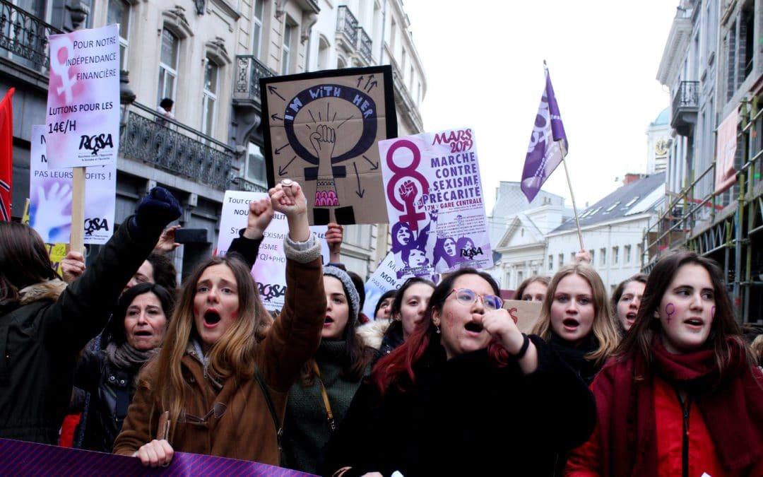 Un salaire décent pour toutes et tous! Fight For 14€ !