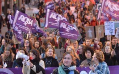 Marche contre le sexisme – Gand 2019