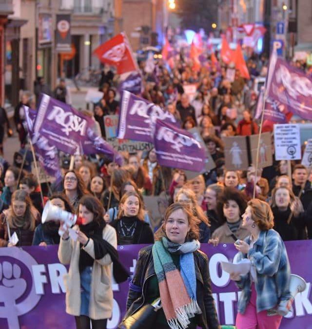 [Communiqué de Presse] La Campagne ROSA : les activistes derrière la vidéo virale