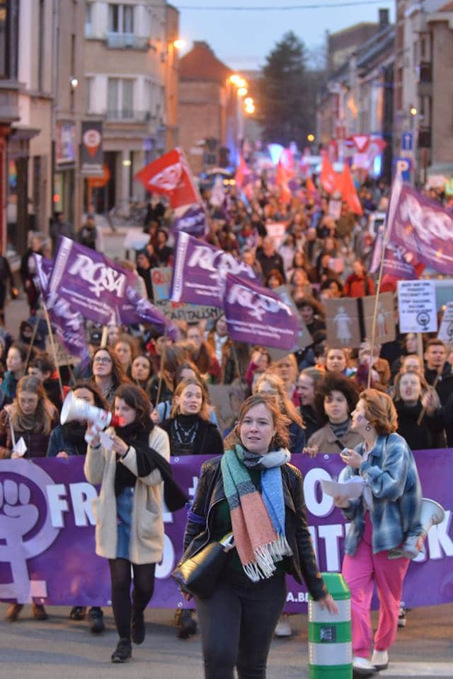 ''Féministes'', tous les partis ? Leur féminisme n'est pas le nôtre !