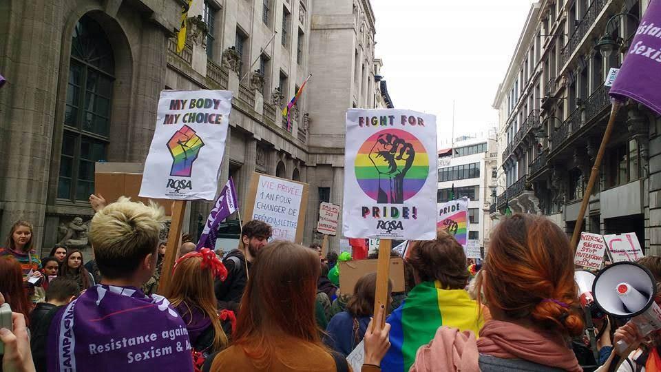 L'extrême droite intimide un débat LGBQI+ à Anvers