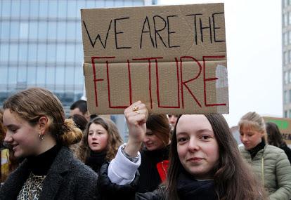 Actions pour le climat et lutte contre le sexisme : ensemble contre le système !