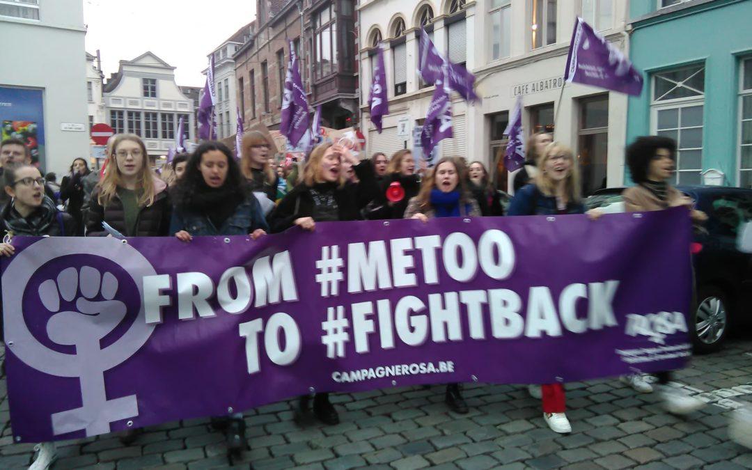 Luttons contre cette société profondément sexiste ! Résistance !