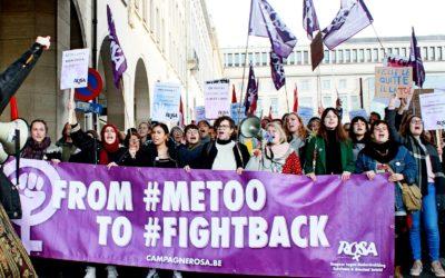 La lutte contre le sexisme, c'est toute l'année ! Construisons dès à présent un 8 mars combatif