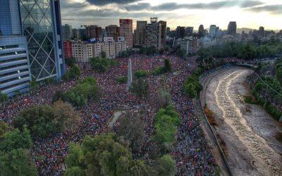 2019 : La jeunesse et les femmes à la pointe des mouvements de masses