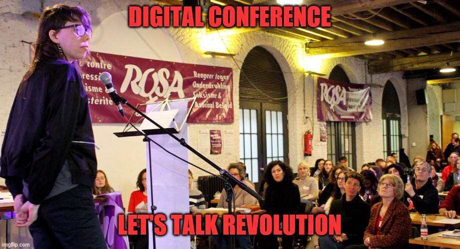 28 mars : Campagne ROSA Digital Conference