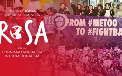 Déclaration de fondation de « ROSA: International Socialist Feminists »