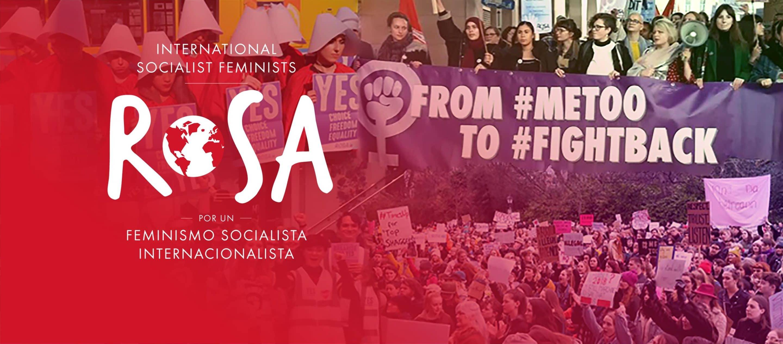 Déclaration de fondation de « ROSA: International Socialist Feminists »