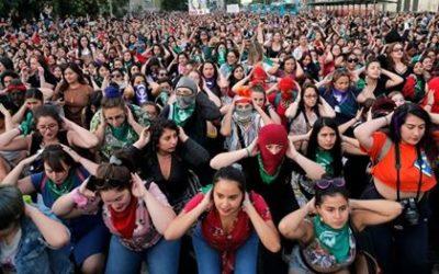 TEMOIGNAGE : Une chilienne au cœur du 8M à Santiago