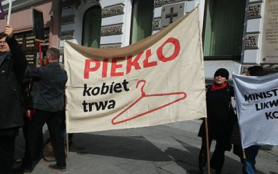 Pologne. Le droit à l'avortement attaqué en plein confinement