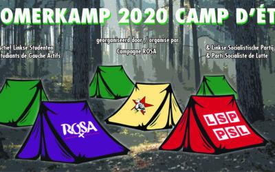 Camp d'été 2020 – Infos pratiques & programme