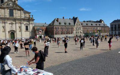 [Action] Namur. #ICantBreath ! Combattons le racisme par la solidarité !