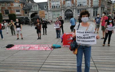 [Action] Namur. Combattons le racisme par la solidarité ! #BlackLivesMatter
