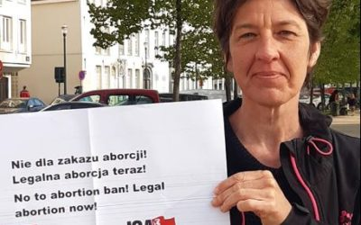 Pologne – Nouvelle attaque contre l'accès à l'avortement