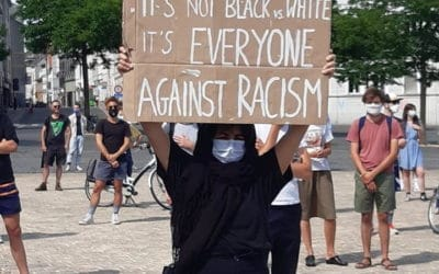 [#BlackLivesMatter] Combattons le racisme par la solidarité. Organisons-nous !