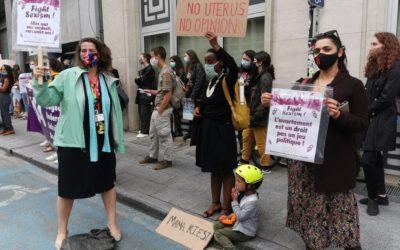 [Tract] Bruxelles 11/10. Action «Avortement: Mon corps, mon choix !»