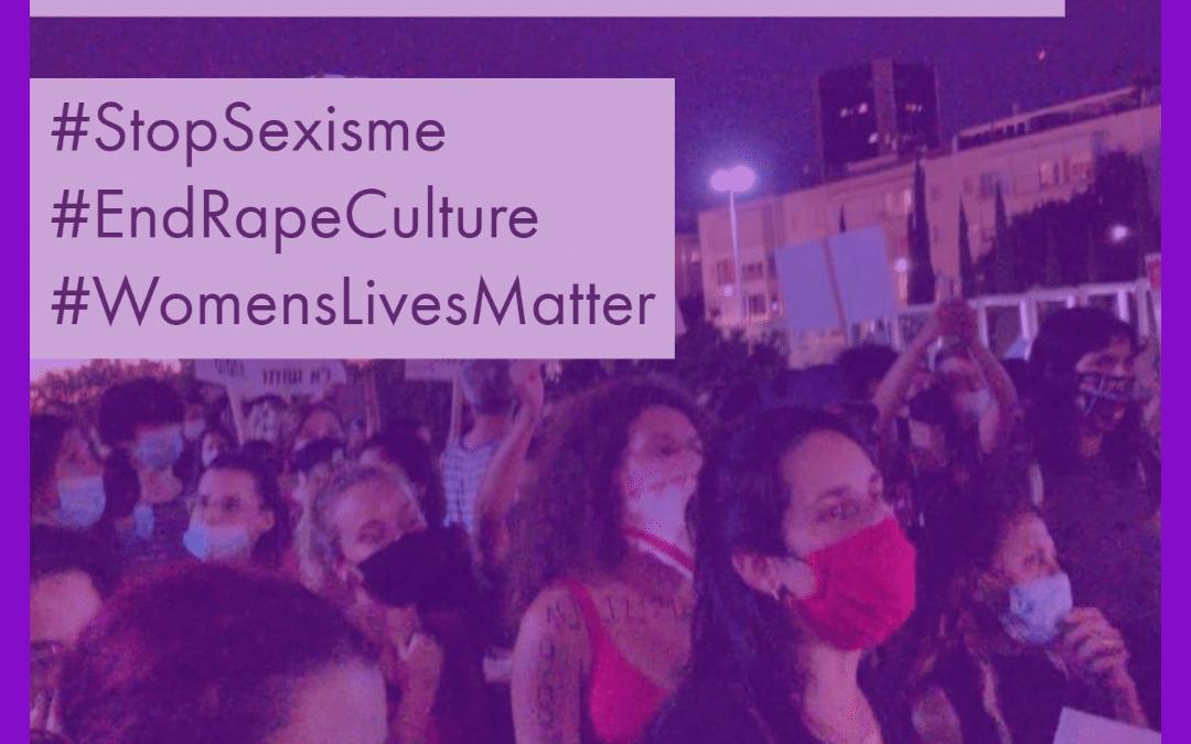 Israël. Mobilisations importantes suite à une affaire de viol collectif
